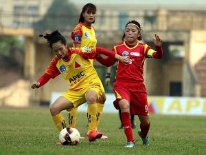 Giải Bóng đá nữ VĐQG - Cúp Thái Sơn Bắc 2021 tăng từ 8 lên 9 đội