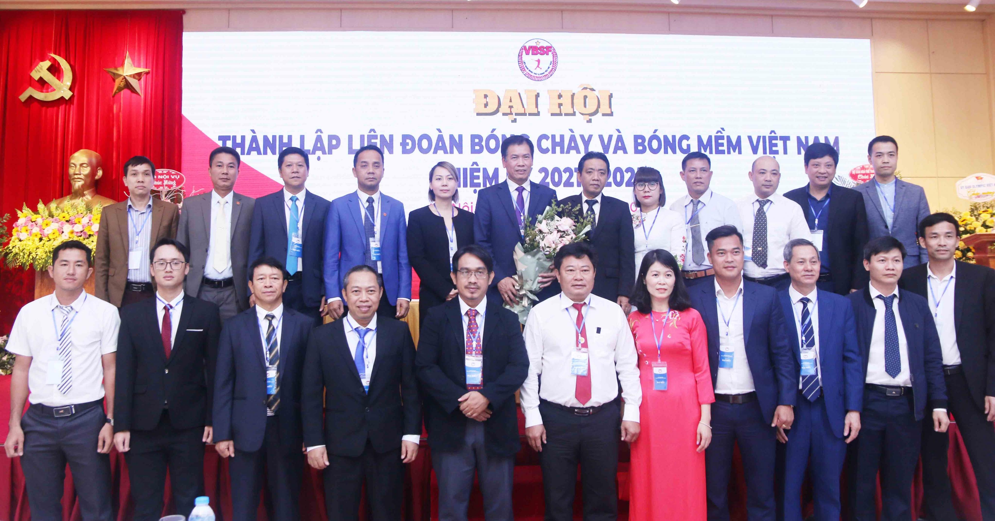 Ra mắt Liên đoàn Bóng chày và Bóng mềm Việt Nam