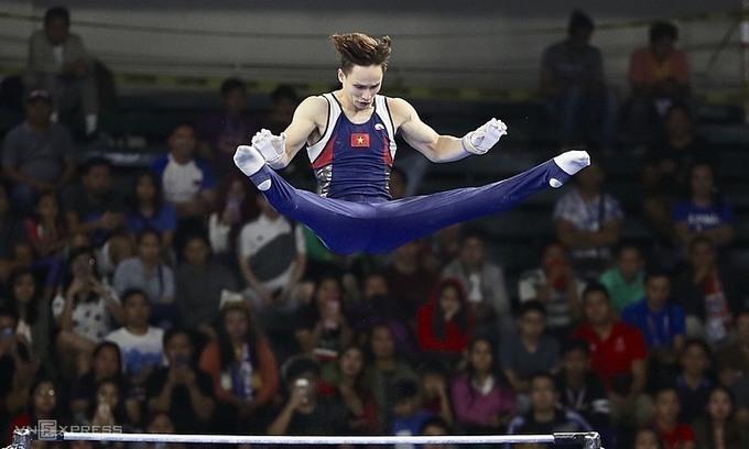 Đinh Phương Thành giành vé dự Olympic Tokyo