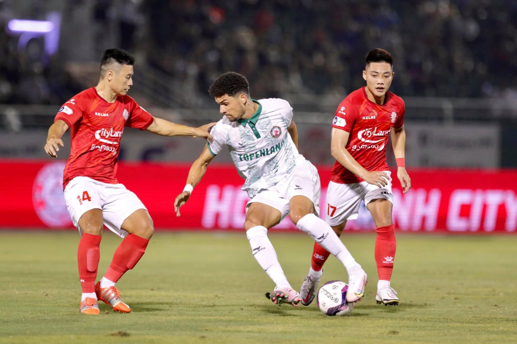 Vòng 7 LS V.League 1-2021: Nhiều kịch tính cao độ