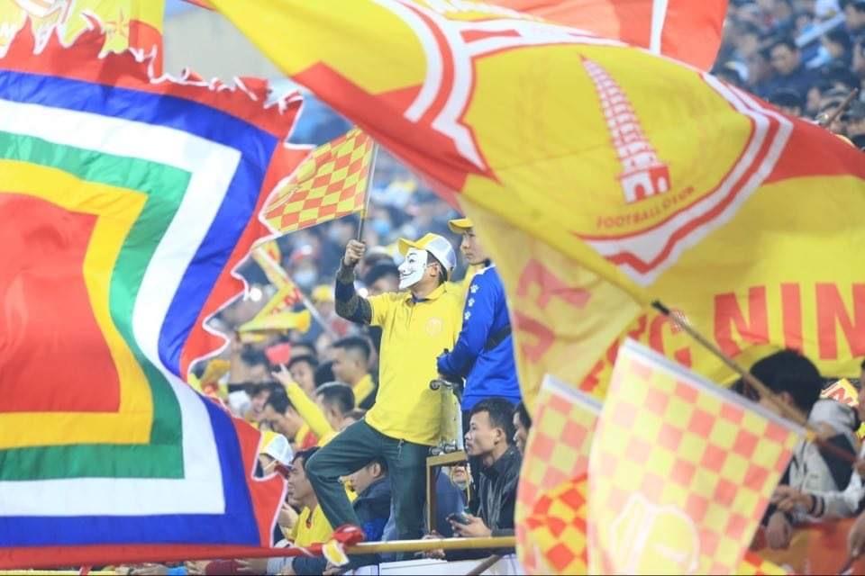 Vòng 9 LS V.League 1-2021: Khán giả tới sân đạt kỷ lục