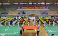 Khai mạc Giải vô địch Cầu mây quốc gia năm 2021