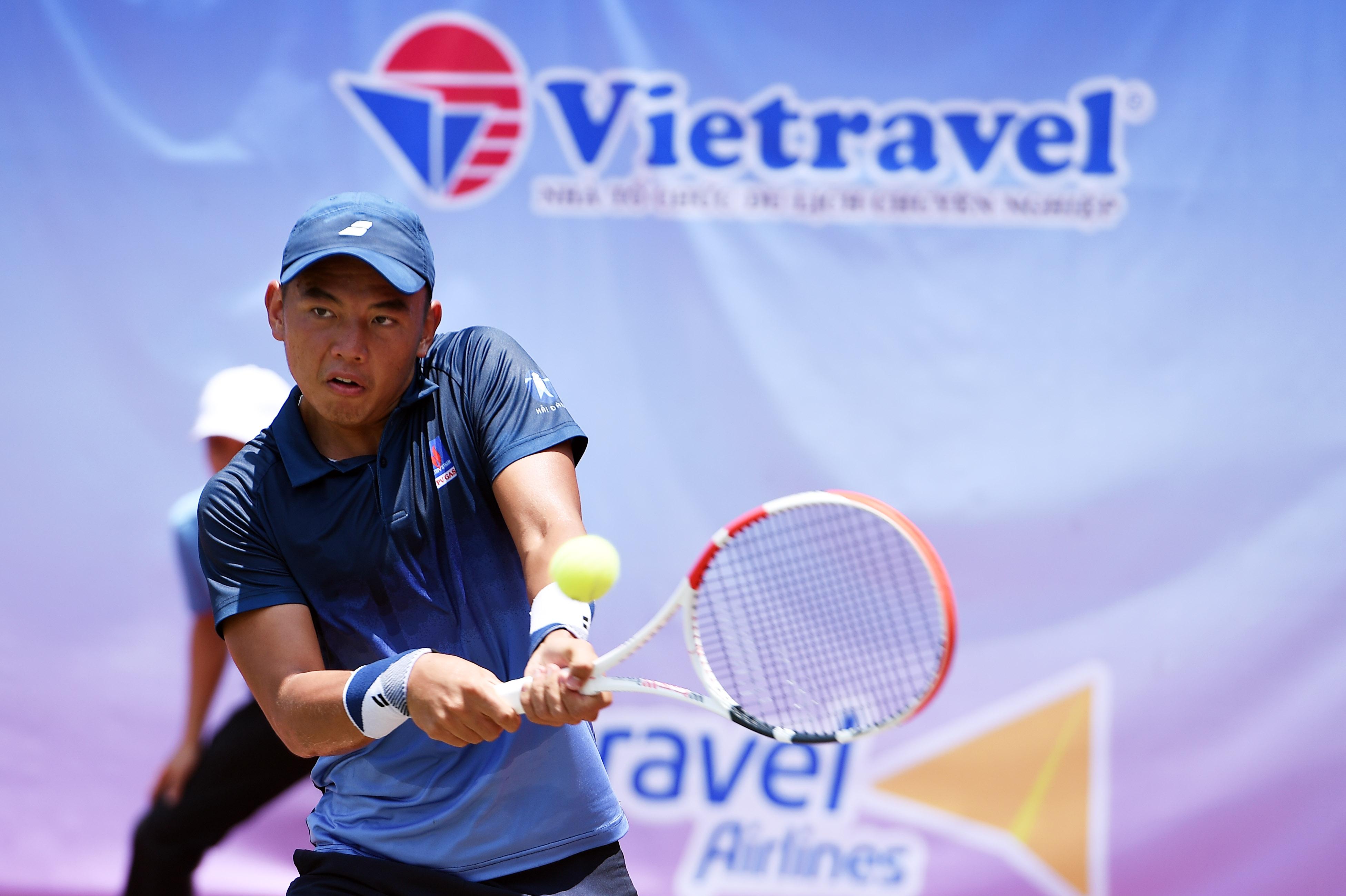 Ngày thi đấu thứ hai, giải quần vợt Vô địch Đồng đội Quốc gia – Đắk Nông 2021