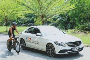Mercedes-Benz Việt Nam là Nhà tài trợ chính của  Giải đấu 3 môn phối hợp chuyên nghiệp - Mercedes-Benz Vietnam Super League Triathlon 2021