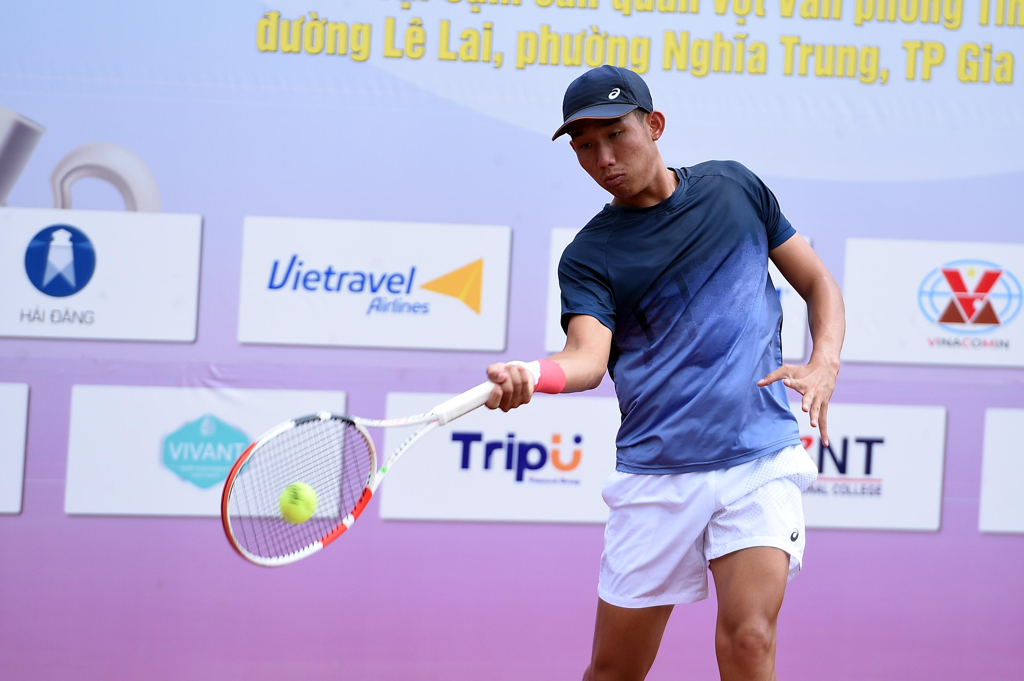 Diễn biến ngày thi đấu thứ ba giải Quần vợt vô địch Đồng đội quốc gia – Đắk Nông 2021