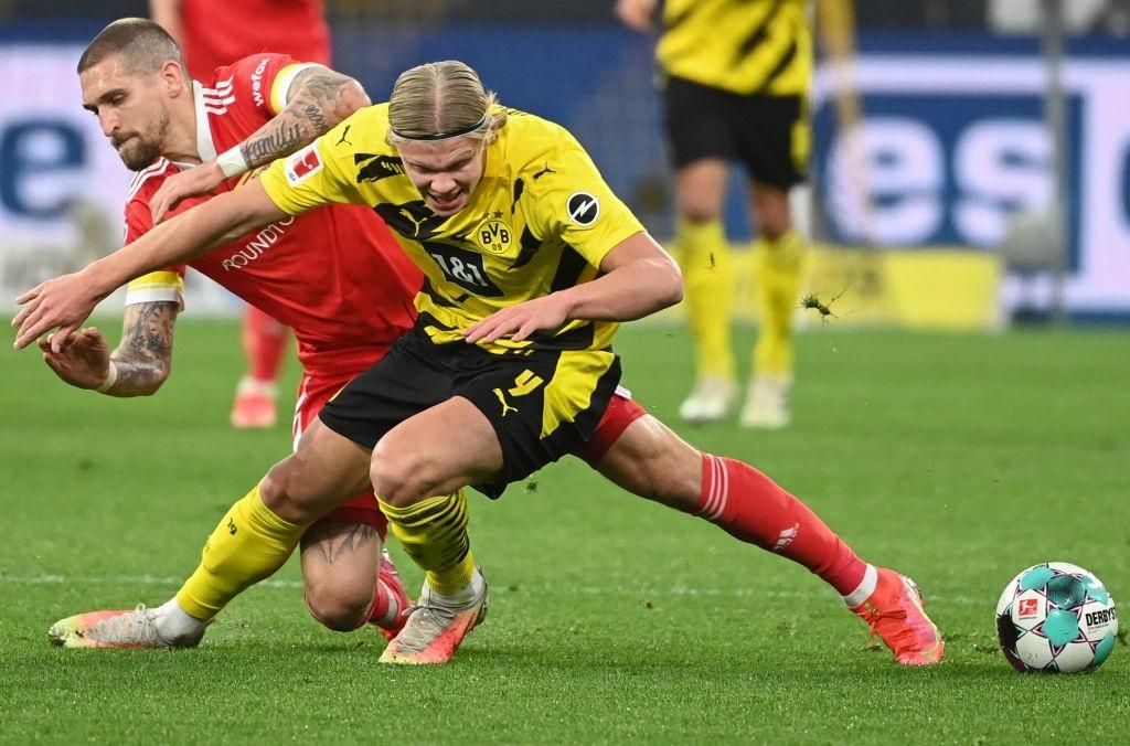 Dortmund chắc chắn không bán Haaland