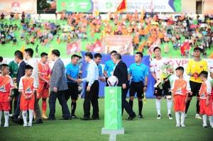 Khai mạc Vòng loại Cúp Quốc gia Bamboo Airways 2021
