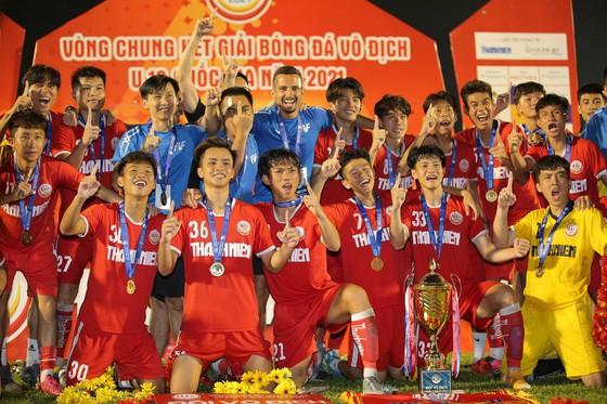 U19 PVF bảo vệ thành công ngôi vô địch
