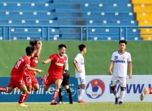 VCK U19 Quốc gia 2021: PVF gặp HV Nutifood ở chung kết