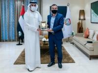 LĐBĐVN và LĐBĐ UAE thống nhất mở rộng quan hệ hợp tác và phát triển bóng đá