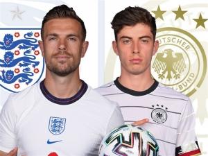Giải VĐ bóng đá châu Âu – Euro 2020: Nhận định trận đấu Anh vs Đức