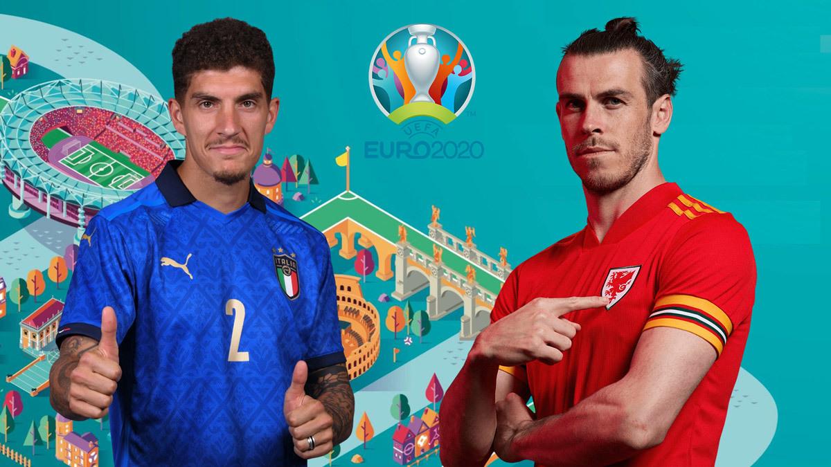 Giải vô địch châu Âu – EURO 2020: Nhận định trận Italia vs Xứ Wales