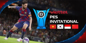 Viettel Media tổ chức siêu giải đấu PES Châu Á 2021
