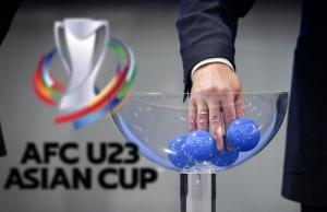 Chuẩn bị bốc thăm chia bảng Vòng loại U23 châu Á 2022
