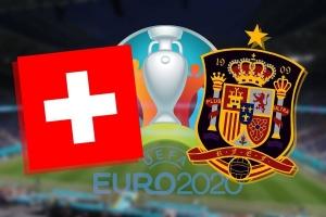 Giải VĐ bóng đá châu Âu – EURO 2020: Nhận định trận đấu Tây Ban Nha vs Thuỵ Sĩ