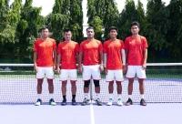 ĐT Quần vợt nam Việt Nam lên đường sang Jordan tham dự Davis Cup Nhóm III khu vực Châu Á TBD năm 2021