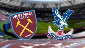 Dự đoán kết quả trận đấu West Ham United và Crystal Palace