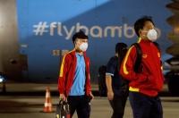 Bamboo Airways bay thẳng Saudi Arabia đưa đội tuyển Việt Nam về nước sau trận đấu vòng loại 3 World Cup 2022