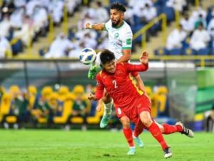 Không bảo toàn được lợi thế dẫn bàn, ĐT Việt Nam thua ngược trên sân khách