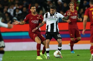 Dự đoán kết quả trận đấu As Roma vs Udinese